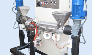CO-Extruders