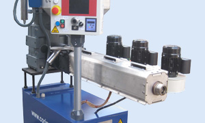 Extruders manufacturing