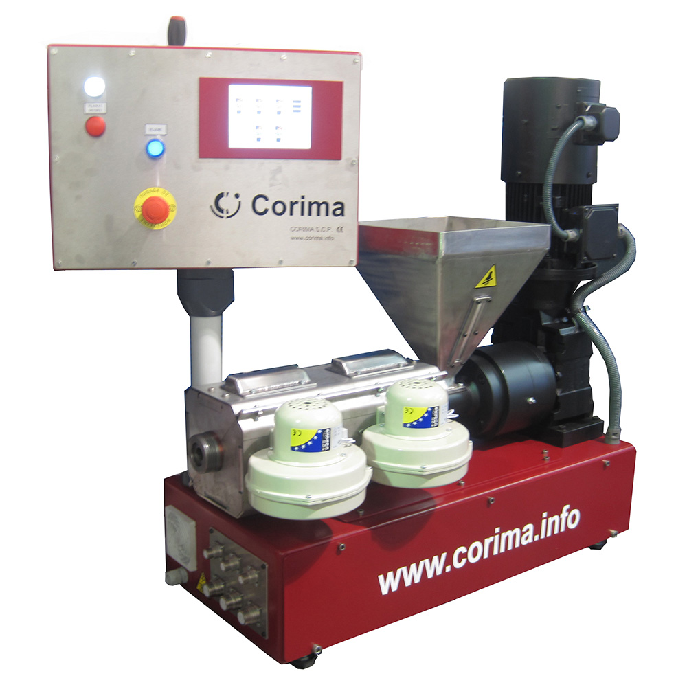 Co-extruders D-20