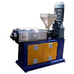 Extruders manufacturing D-100